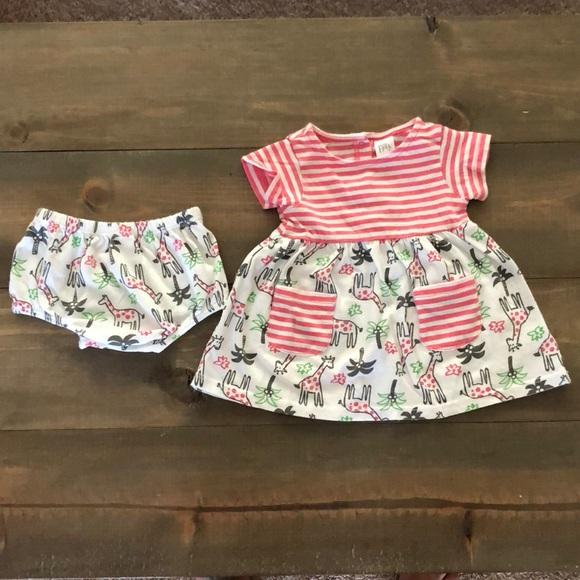 0c6aca555 Nordstrom Baby Dresses | Newborn Dress Bloomer Set | Poshmark